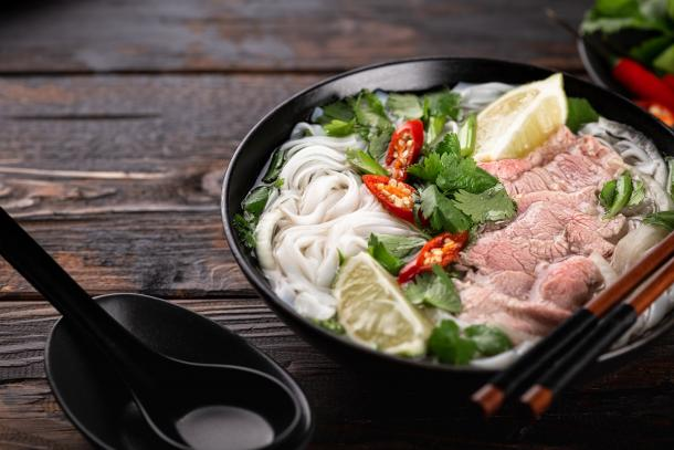 Pho-Bo-Suppe